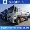 Carro de petrolero del combustible de Sinotruk 6X4 20cbm con 2 compartimientos