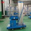 6m Fabrik-Preis-Aluminiumlegierung-Aufzug-hydraulische Strichleiter-erhöhte Arbeitsbühne