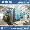 Generadores paralelo 120MW Central Diesel