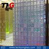 Tijolo de vidro desobstruído de /Colored para a parede