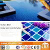 Ice Crack Blue and Green Color Porcelain Mosaic for Swimming Pool (C648029)