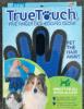 True перчатка Deshedding касания