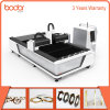 Chine Hot Sale Fiber Metal Laser Cutting Machine 500W pour l'acier au carbone