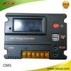 LCD van het Product van het octrooi het ZonneControlemechanisme van de Last met het Model van Cmg van de Haven USB