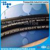 Boyau en caoutchouc hydraulique de pétrole de boyau de boyau à haute pression flexible superbe