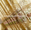 """110 """" rideaux brodés par organza ordinaire en polyester (06)"""