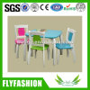 Chairs (KF-06A)の多彩なCute Children Furniture Kids Table
