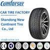 Neumático del vehículo de pasajeros, neumático del vehículo de pasajeros del invierno, neumáticos de coche radiales de la polimerización en cadena