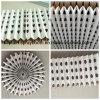 Papel de filtro del acordión/tipo acordeón filtro del filtro Paper/V