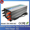 3000W 24V DCへのChargerの110V/220V AC Modified Sine Wave Power Inverter