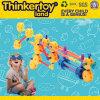 Il puzzle educativo di DIY 3D EVA monta i giocattoli