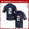 Uniformi blu Jersey (ELTFJI-74) di gioco del calcio di Naavy di sublimazione di alta qualità
