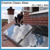 vetro solare di 4mm e di 3.2mm con la certificazione