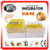 Incubateur d'Approved Full Automatic Chicken Egg de la CE d'Eggs de 96 poulets à vendre