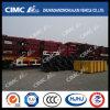 Cimc 아래로 두드려지는 CKD에 있는 Huajun Semi Trailer (완전하게)
