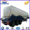 三車軸30-70cbmサイロの大きさのセメントのBulkerの小麦粉のタンカーのトレーラー