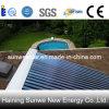 Piscine solaire de chauffage d'eau