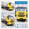 réservoir lourd de stockage d'huile de 8X4 350p Hongyan, camions de réservoir de carburant