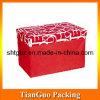 Storage plegable Box/Stool con Printed Cover (BT-1013TG)