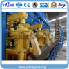 Pallina della biomassa che fa linea con CE