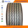 445/65r22.5 Super Single Radial Trailer y Bus Tire