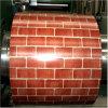 Il colore del reticolo della parete ha galvanizzato la bobina d'acciaio con l'alta qualità