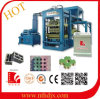 Bloco de cimento automático do tipo de Nantong Hengda que faz a máquina (QT6-15)
