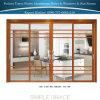 Раздвижные двери термально пролома алюминиевые с 2~8 панелями
