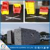 Portas plásticas dos moldes do concreto do molde do bloqueio concreto novo quente do molde do tijolo do projeto da venda e molde plástico do tijolo de Windows para a construção de edifício