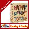 Bolsa de papel del regalo de las compras del Libro Blanco del papel de arte (210148)
