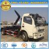 Dongfeng 4X2는 팔 7 톤 쓰레기 트럭 7 Cbm 풀 팔 트럭을 복사한다