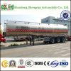 3 Aanhangwagen van de Tank van de Vrachtwagen van het Aluminium van assen de Semi voor Verkoop