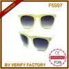 F6997 ontmoet de Moderne Gele Zonnebril FDA van Ce