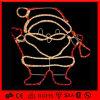 LEDの休日の装飾ロープのモチーフのクリスマスの父