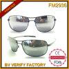 Kühle Mann-Sonnenbrillen der Form-FM2935 mit Spiegel