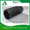 prix en plastique uniaxial biaxiale de tension intense de 25kn-600kn pp Geogrid