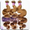 8 # color de 4 oz Micro Trama Virgin Hair Extension Eurasia
