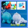 Beweglicher Loudspeaker Pocket USB Mini Music Baby Speaker für iPhone iPad iPod Laptop PC MP3 Audio Amplifier