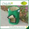 Do saco reusável do desperdício do jardim de Onlylife escaninho de adubo dobrável