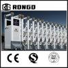 Precio de aluminio de la puerta de desplazamiento de la seguridad de la alta calidad
