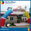 China Custom Design Promotion Archways Événements sportifs Arches gonflables imprimées