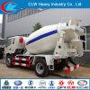 Caminhão do misturador concreto de capacidade de carregamento 5ton de Foton 4X2 3cbm