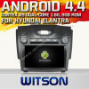 Witson Android 4.4 Car DVD para Chevrolet S10 2013 com A9 o Internet DVR Support da ROM WiFi 3G do chipset 1080P 8g