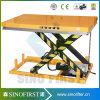 Kundenspezifische hydraulische elektrische Scissor Tisch-Aufzug-Gerät mit Cer