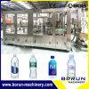máquina de rellenar mineral líquida automática del agua potable 2000bph-24000bph con el etiquetado del embalaje