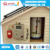 Calefator de água solar rachado (LUXO)