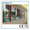 Finestra di alluminio rotta di alluminio della stoffa per tendine di girata e di inclinazione del ponticello di Roomeye (RMTTW-10)