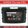 GPSのホンダThe New CRV、Bluetooth (AD-6572)のための特別なCar DVD Player