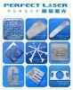2014 Hete CNC van het Metaal van de Vezel van de Koolstof van de Verkoop Scherpe Machine