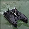 Grosses Bunker-Köder-Boots-im Freienfischen der Kapazitäts-Hyz842